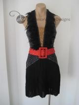 Show Dance Dress 001